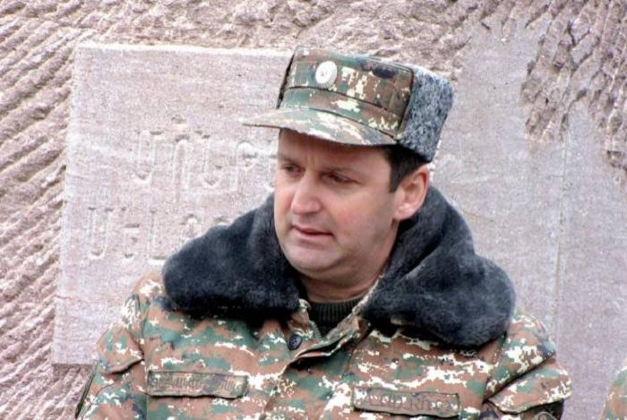 General Cəlal Arutyunyan belə məhv edildi -    VİDEO