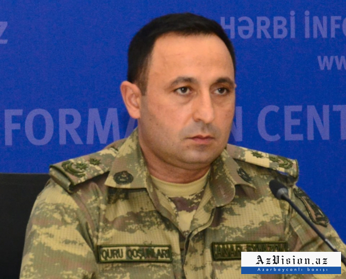 Armenians fled the battlefield - Anar Eyvazov