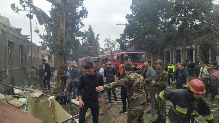 LIST   of people wounded after Armenian missile attack on Azerbaijan