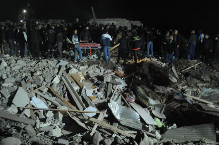 Dövlət Komitəsi Gəncə terroru barədə bəyanat yaydı