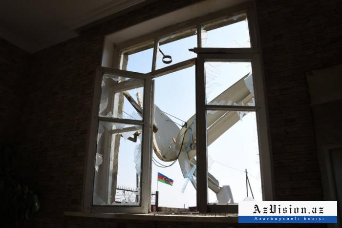 Erməni vəhşiliyinin izləri:    5 nəfərin öldüyü evdən   FOTOREPORTAJ
