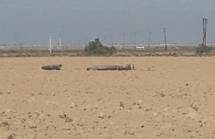 Les forces armées arméniennes ont lancé un missile sur la région de Khyzy