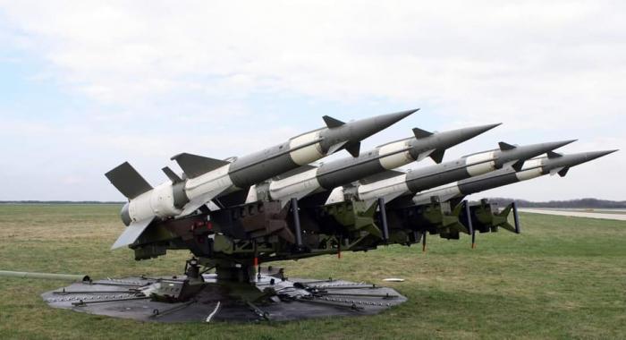 """Ermənilərin """"S-125"""" zenit raket kompleksi sıradan çıxarıldı"""