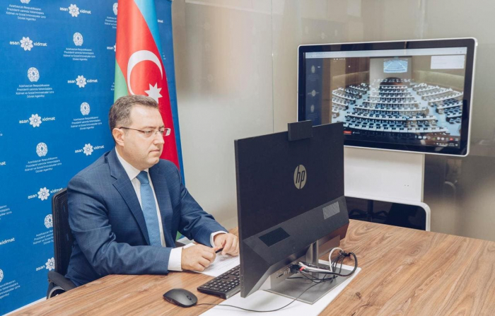 """""""ASAN xidmət"""" BMT-nin ekspert qrupunun iclasında təmsil olunub"""