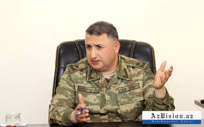 Madagizi işğaldan azad edən general:  Hikmət Həsənov kimdir? - (DOSYE)