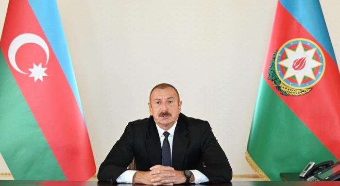 """""""Bu, Azərbaycan xalqı üçün azadlıq müharibəsidir"""" -    Prezident"""