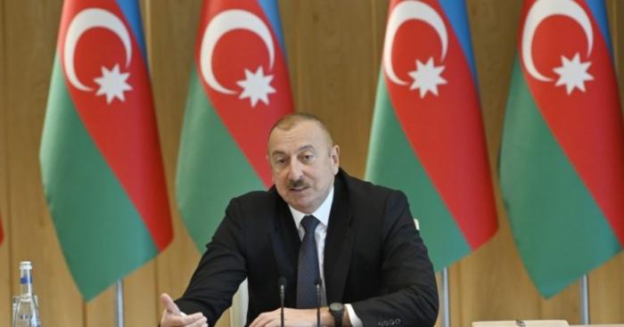 """""""Türkiyə heç bir şəkildə münaqişəyə cəlb olunmayıb"""" -  Prezident"""