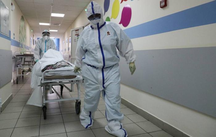 Rusiyada koronavirusdan daha 244 nəfər ölüb