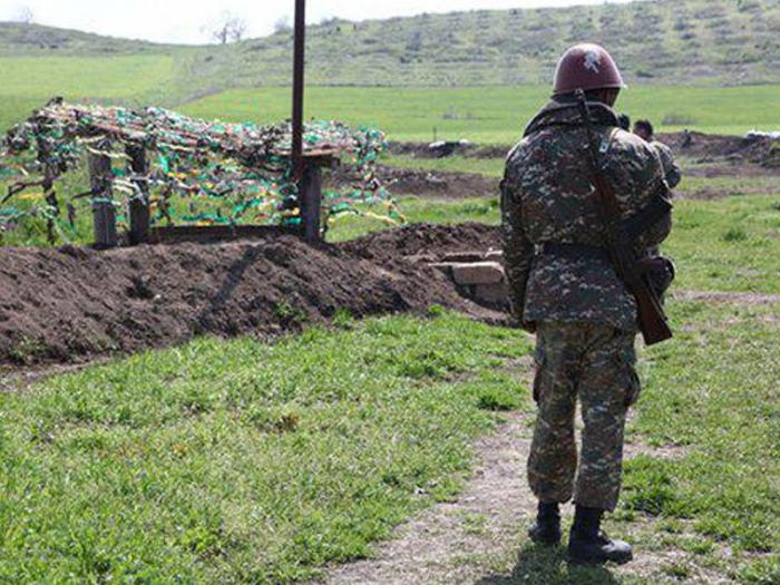 Ermənistan ordusu geri çəkildiyini etiraf etdi