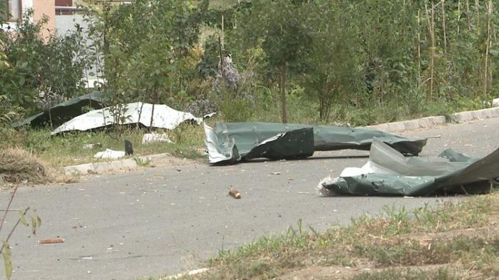 Armenier töteten Vater und Sohn in Agdam