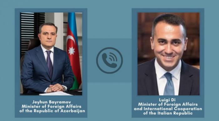 Azerbaijani FM discuss Armenia
