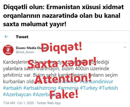 More Armenian lies exposed -  PHOTOS