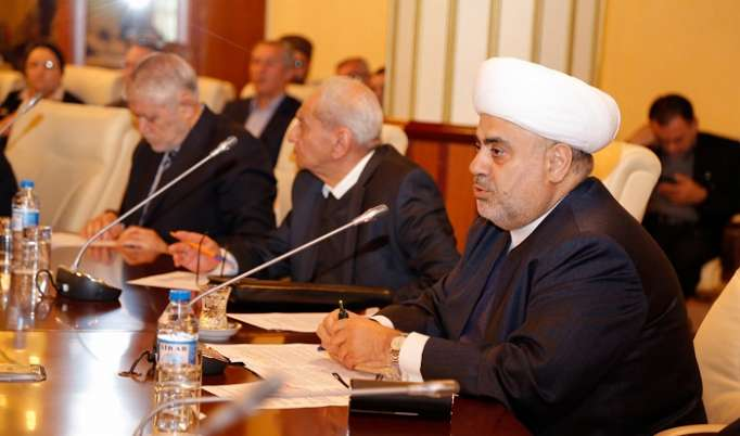 Leaders of religious confessions in Azerbaijan sent letter to President Aliyev