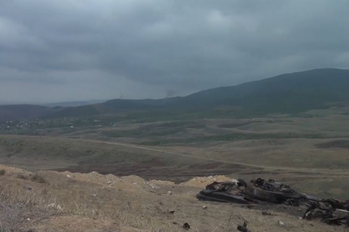 Video  featuring Azerbaijani territories liberated from Armenian occupation
