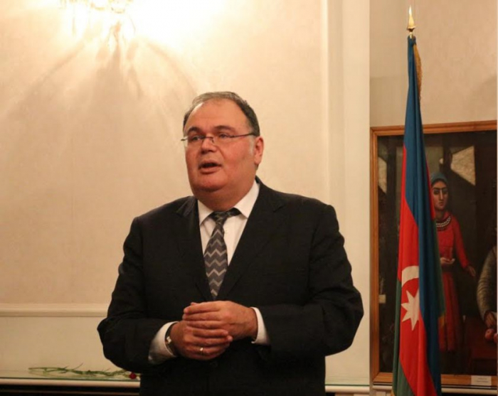 Ambassador Taghizade refutes baseless allegations against Azerbaijan