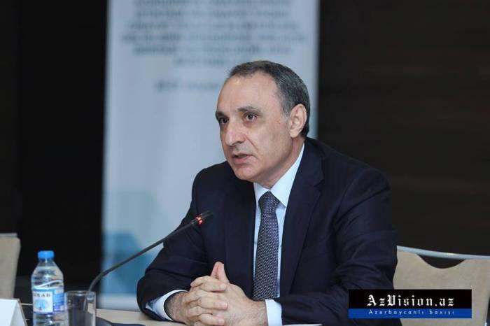 Generalstaatsanwalt von Aserbaidschan appelliert offiziell an seinen russischen Amtskollegen