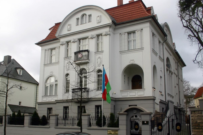 Azerbaijani Embassy in Germany appealed to German mass media