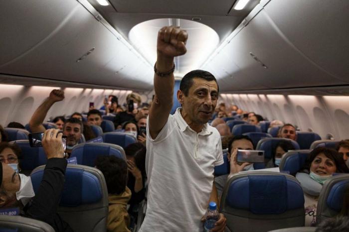Armenia brings Syrian and Lebanese mercenaries