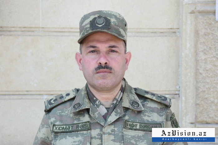 Armenia sending women to the front line, says Vagif Dargahli