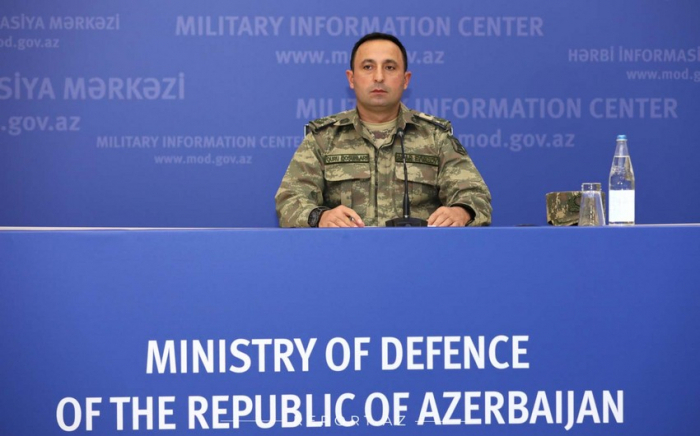 """""""Our lands will be liberated, we will win"""" - Defense Ministry official"""