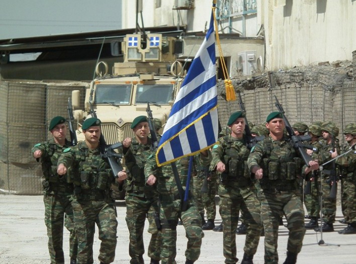 Greek mercenaries coming to Karabakh