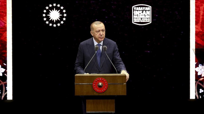 Erdogan says combat to continue until Karabakh is liberated