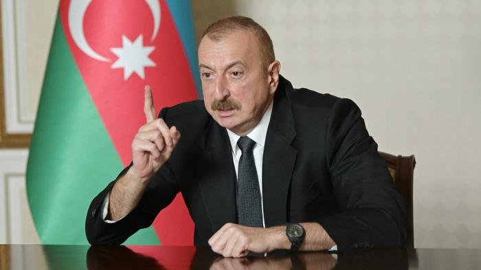President Aliyev: I told French president that his statement is wrong