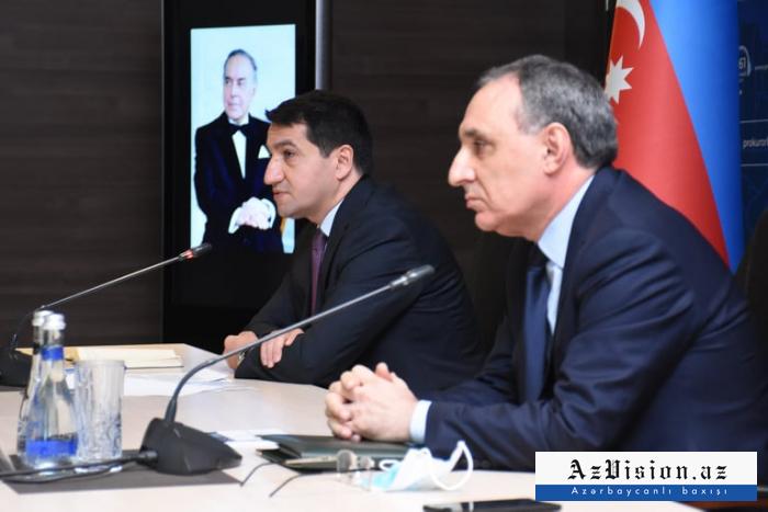 Investigator injured as Armenia fires shell at Azerbaijan's Tartar district