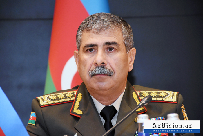 Opening fire from Armenia to Azerbaijan is obviously provocation - Zakir Hasanov