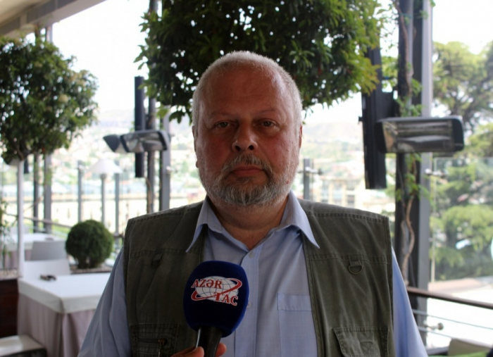 """""""Ermənistan yaxşı başa düşür ki, artıq uduzub"""" -    Gürcü ekspert"""