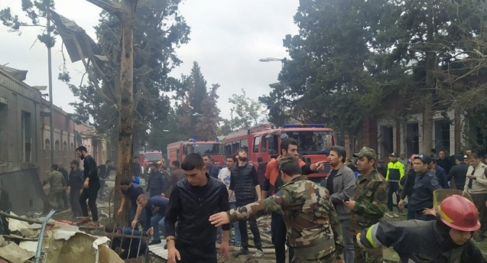 Ministry of Emergency Situations: Two injured people removed from destructions