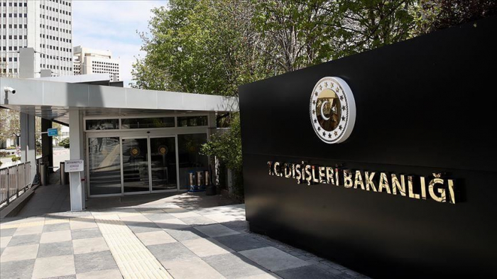 Turkey condemns Armenian attacks on Azerbaijan