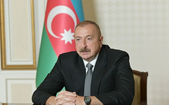 President Ilham Aliyev congratulates commanders of Joint Corps
