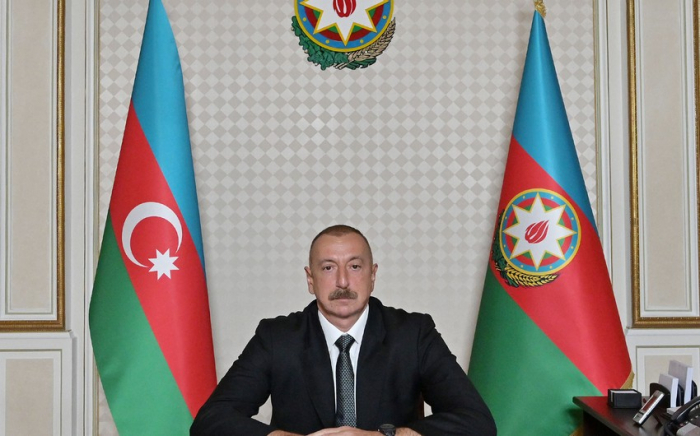 Azerbaijani president interviewed by Turkish TV channel - VIDEO