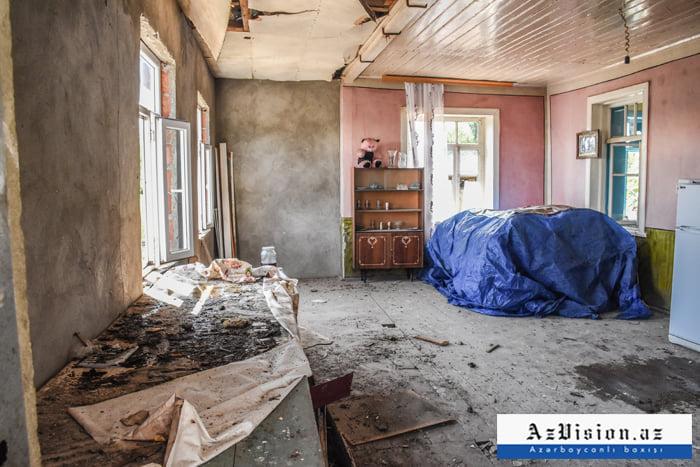 Three Azerbaijani children killed in Armenian shelling