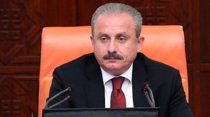 Turkish parliament speaker condemns Armenian attack on Azerbaijani civilians