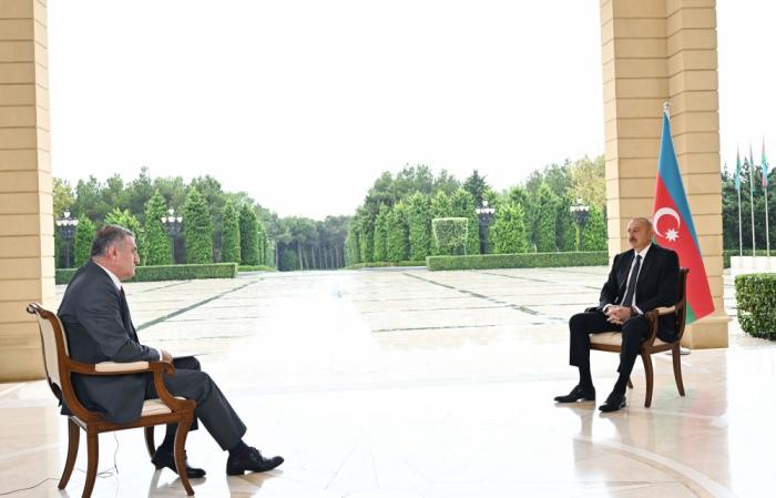 Prezident atəşkəsin şərtlərini açıqladı -  VİDEO