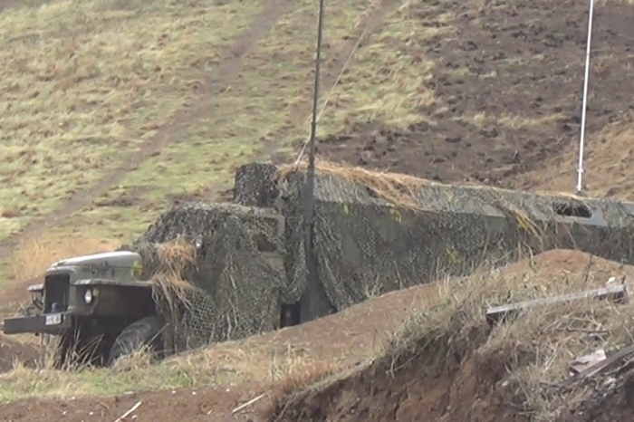 Azerbaijan presents new video of seized Armenian military equipment