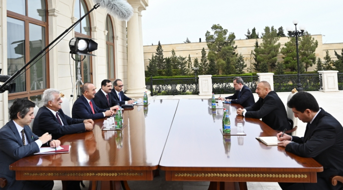 Turkey plays stabilizing role in the region, says President Ilham Aliyev