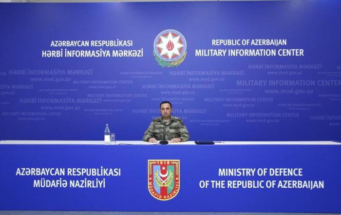 MN:    Azərbaycan Ordusu düşmənə ağır zərbələr endirir
