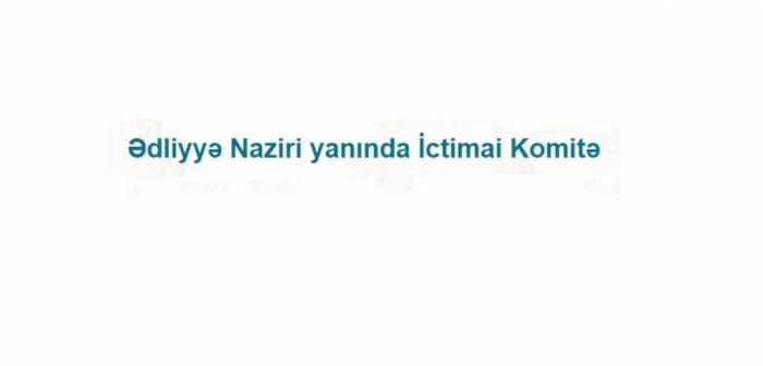 """İctimai Komitə üzvləri """"Amnesty International""""a müraciət edib"""