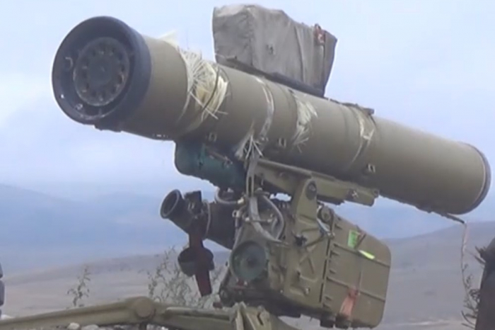 Azerbaijan presents  video  of captured Armenian military post