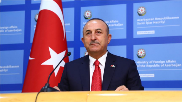 """""""Russia should be interested in resolving the conflict"""" - Cavusoglu"""