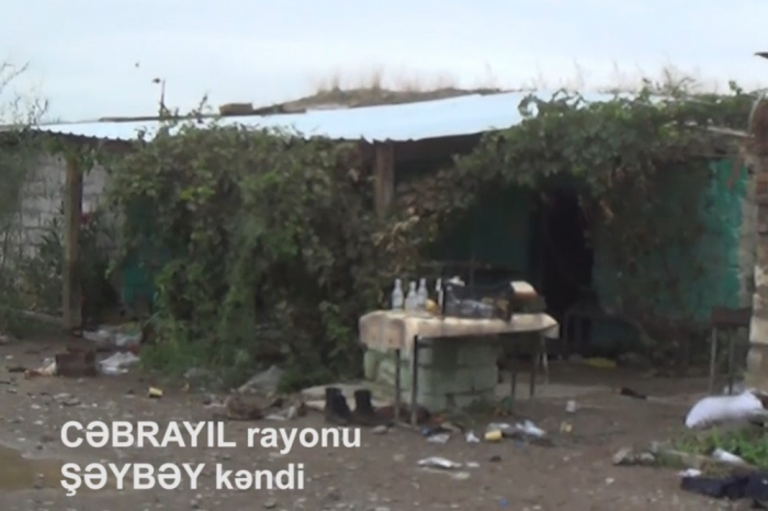Azerbaijan releases video of liberated Shaybey village –  VIDEO