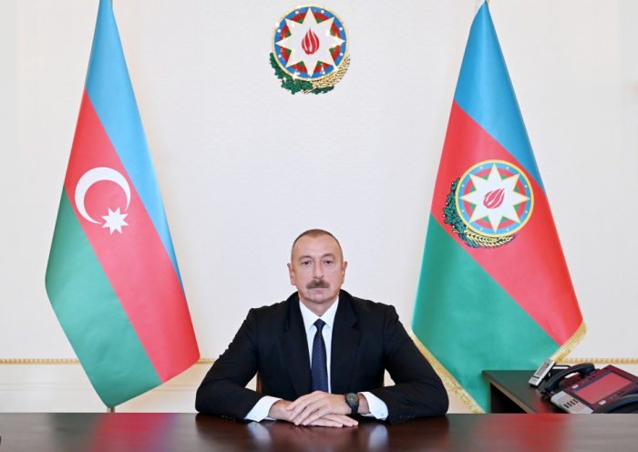 President Ilham Aliyev gives interview to Euronews TV -