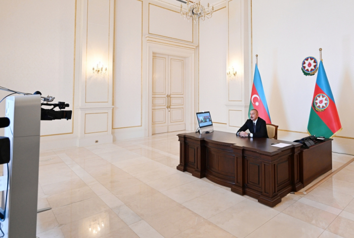 President Ilham Aliyev: Ceasefire must be a bilateral decision