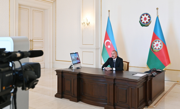 """""""Armenia acquires weapons for free"""" - Ilham Aliyev"""