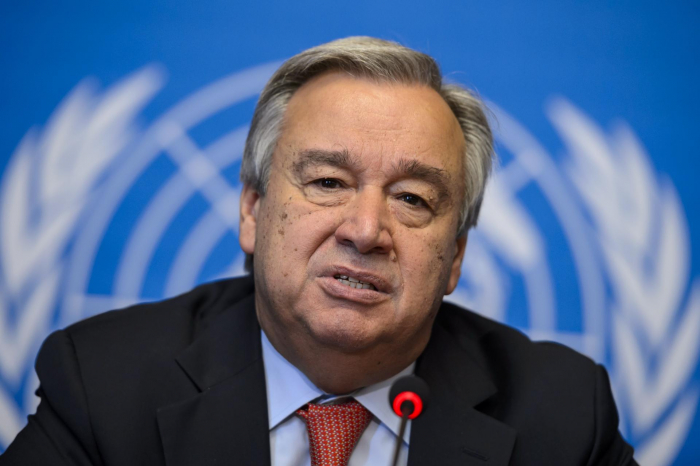 Group of intelligentsia, reps of religious, national communities appeal to UN Sec-Gen