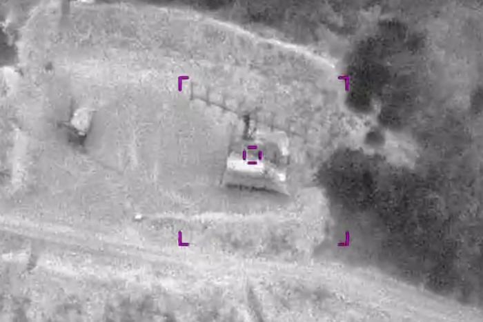 Azerbaijani army destroys Armenia's electronic warfare -   VIDEO