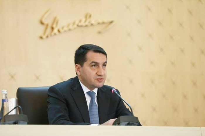 Hikmet Hajiyev: Azerbaijan successfully completes first phase of operation to force Armenia to peace